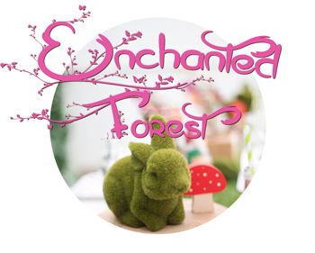 Enchanted Forest magical childrens party themes