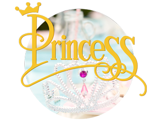 Princess fairy children's party themes