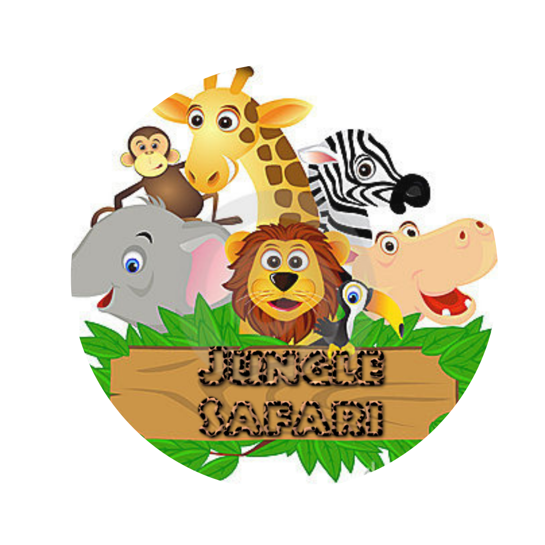 jungle animal safari lion children's party themes